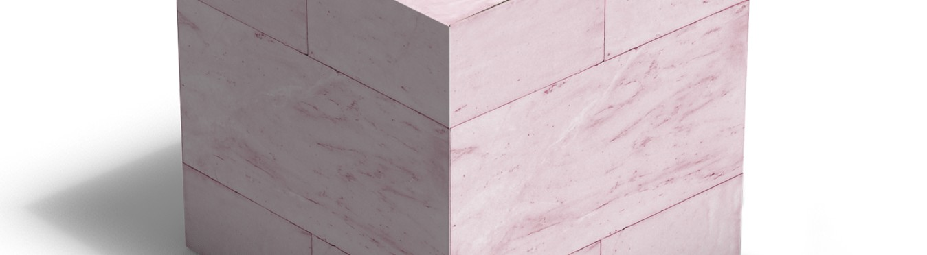 Pink Marble  (Out of Stock)
